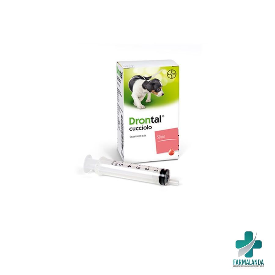 Drontal cucciolo 50ml